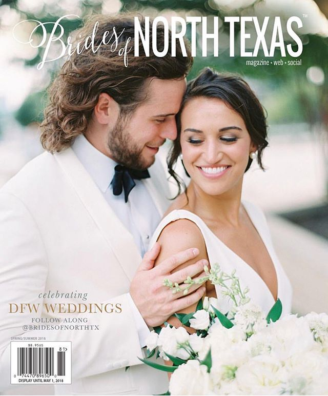 Featured in the current _bridesofnorthtx for _jess