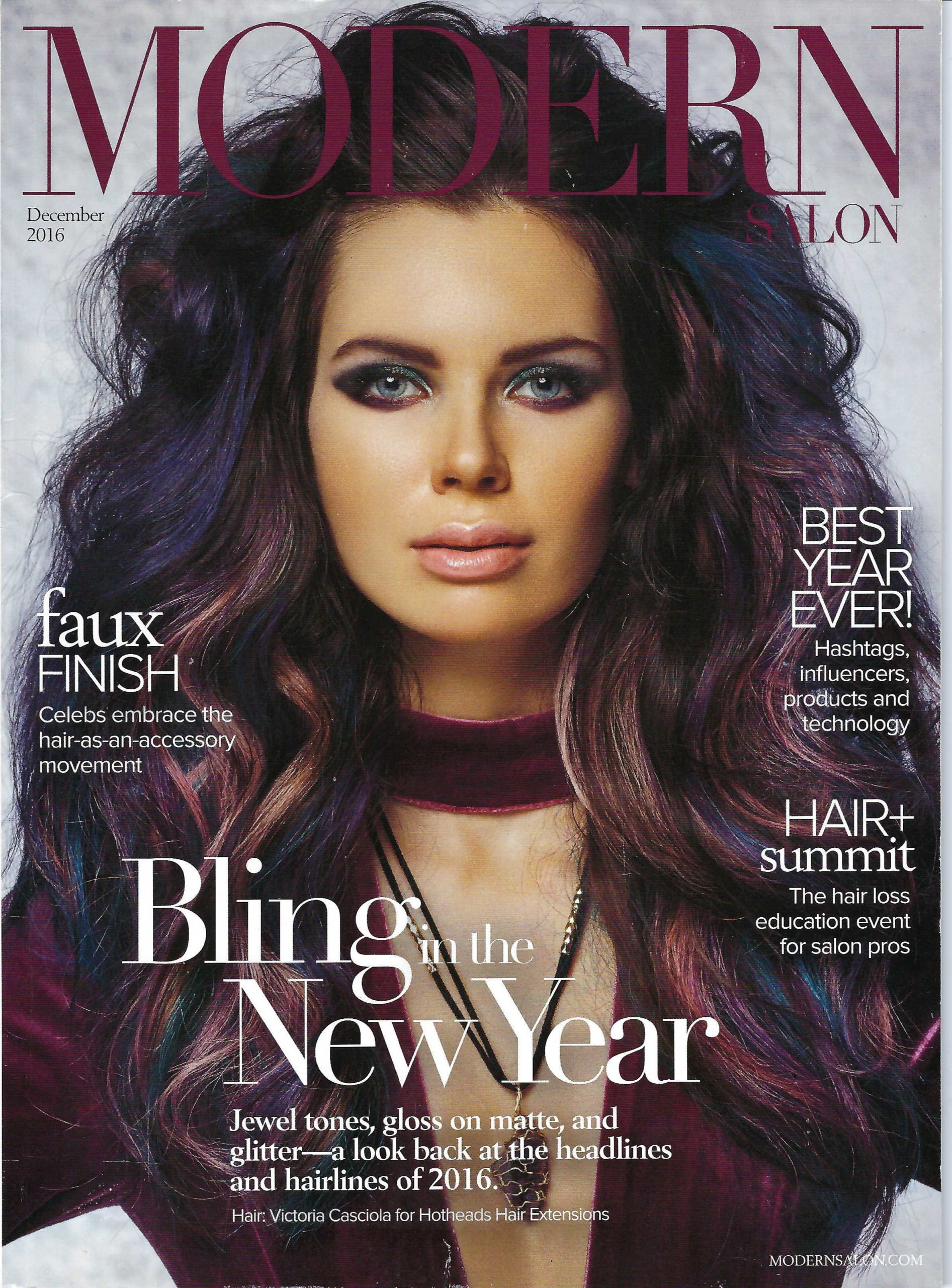 Modern Salon Cover