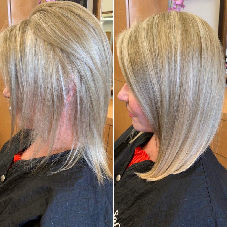 short hair extensions dallas