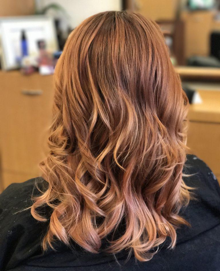dallas hair color