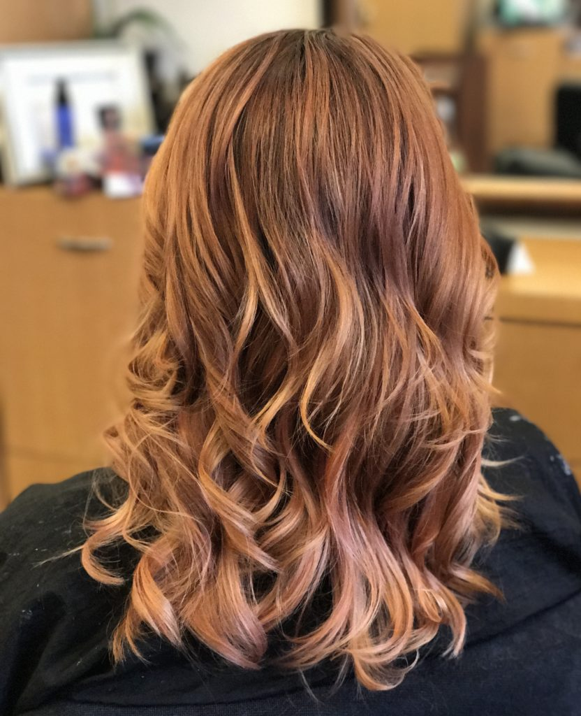 dallas hair color