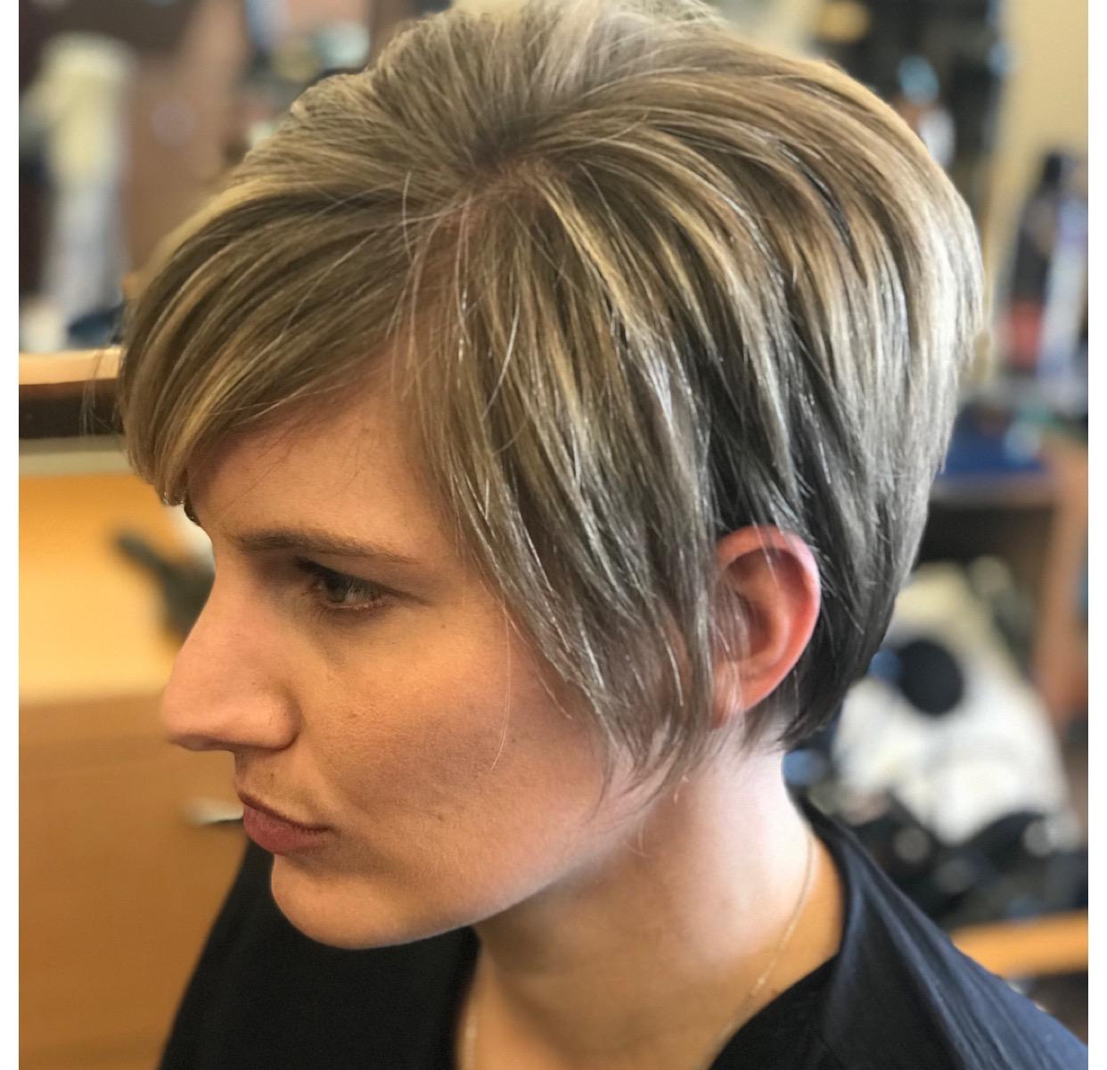 pixie haircut dallas