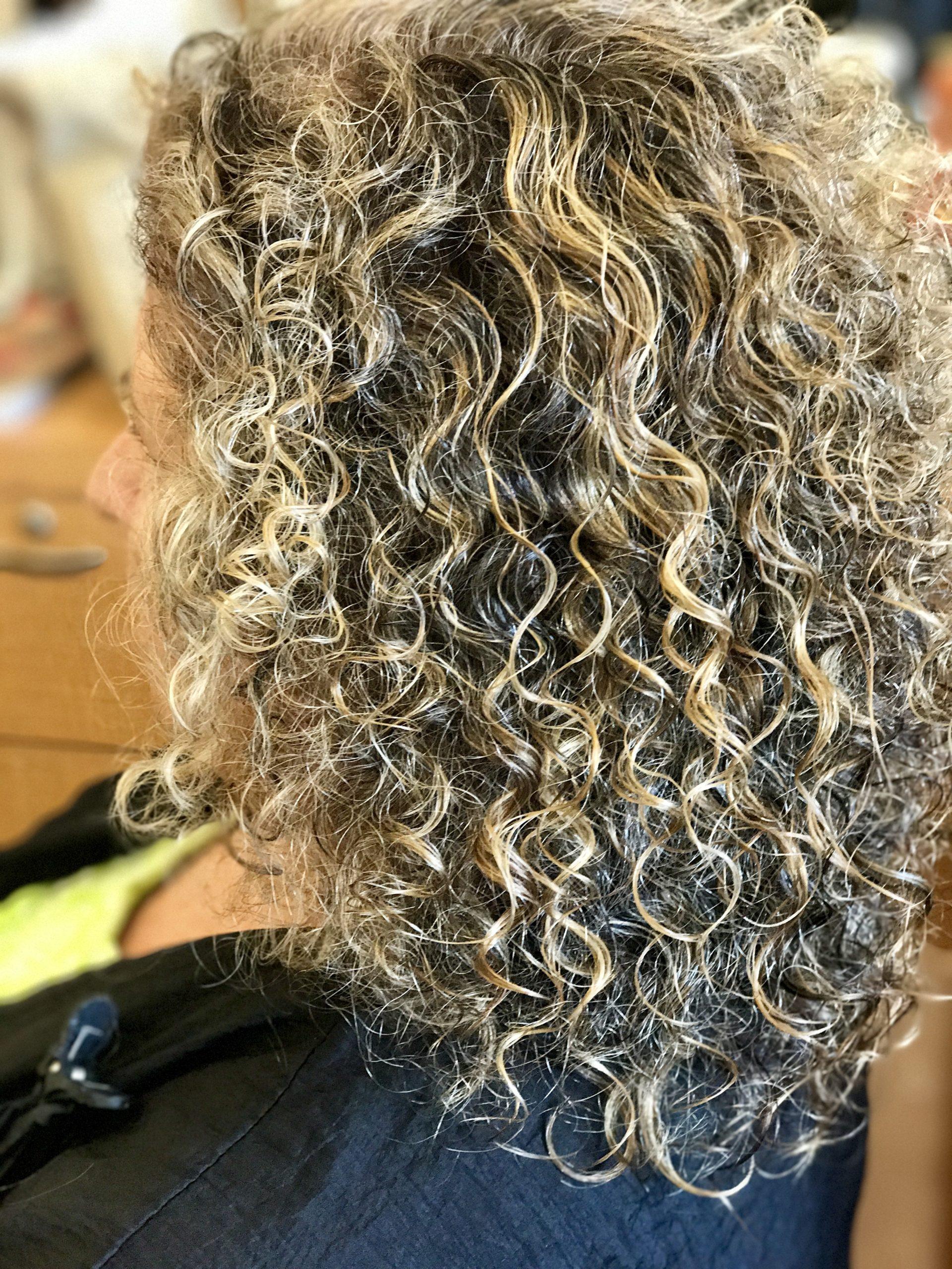 curly haircut dallas